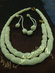 جواهرات بدلی- سوزندوزی شب افروز