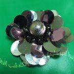 پولک سکه ای – گل یقه