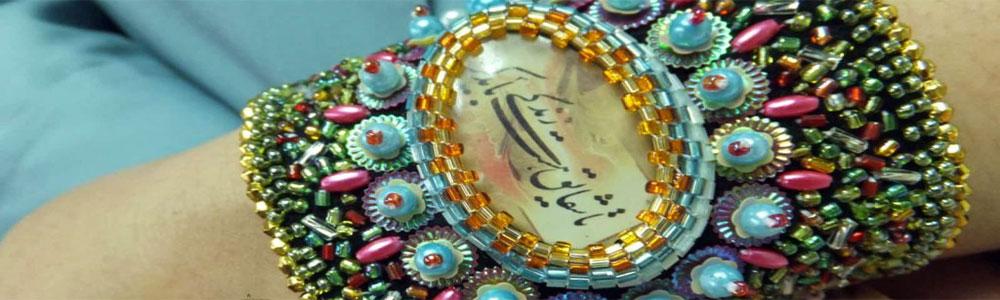سوزن دوزی سنتی ایران