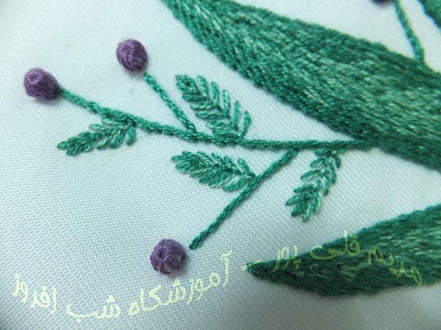 دوخت سرخسی- مریم قلی پور